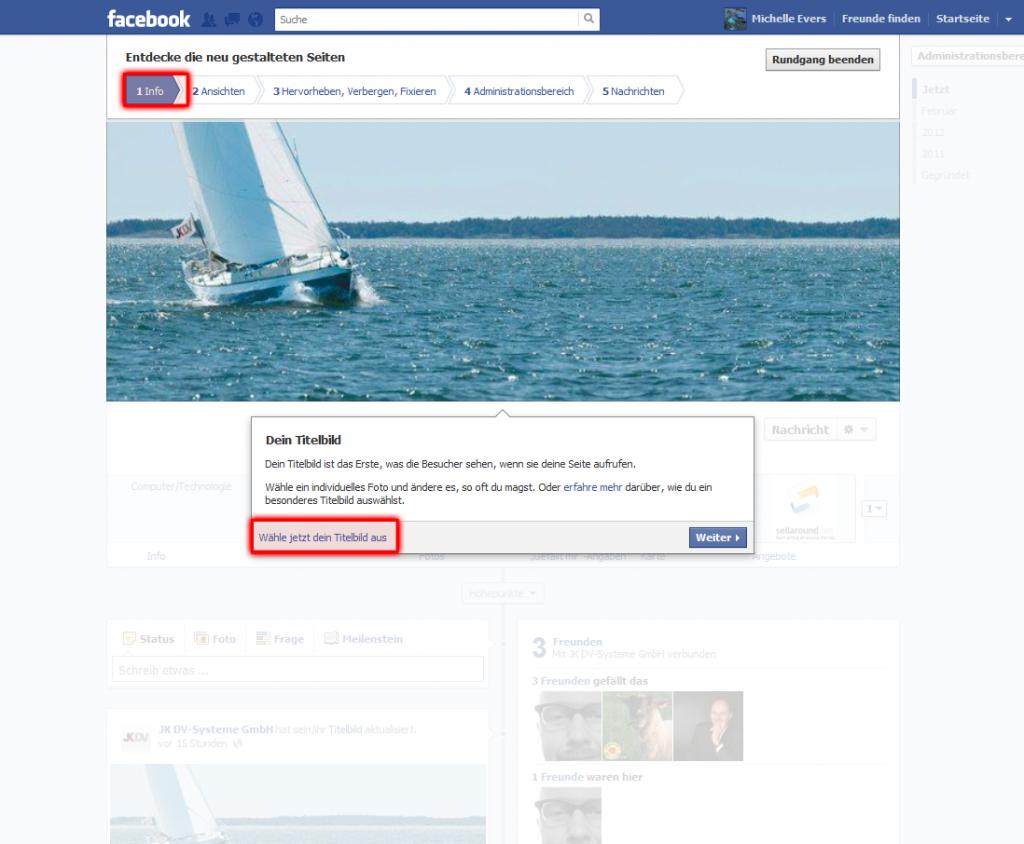 Facebook umstyling