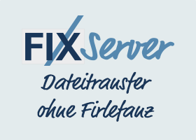 FixServer - Up-/Download von Dateien